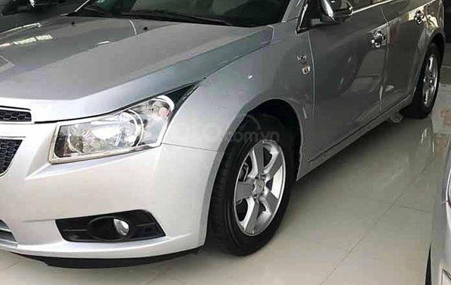 Cần bán lại xe Chevrolet Cruze năm sản xuất 2012, màu bạc, số tự động0