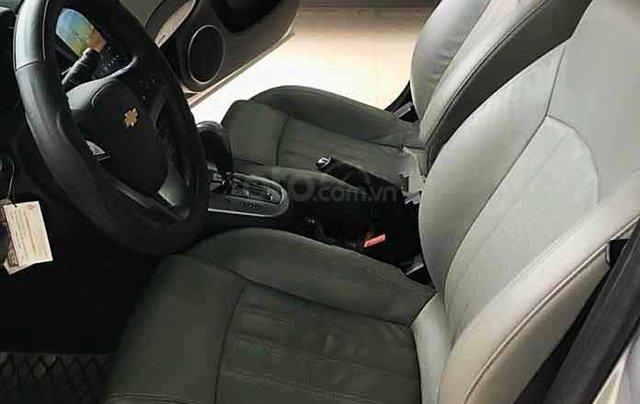 Cần bán lại xe Chevrolet Cruze năm sản xuất 2012, màu bạc, số tự động2