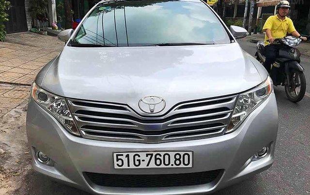 Bán xe Toyota Venza sản xuất 2010, màu bạc, nhập khẩu0