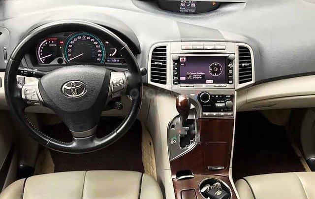 Bán xe Toyota Venza sản xuất 2010, màu bạc, nhập khẩu1