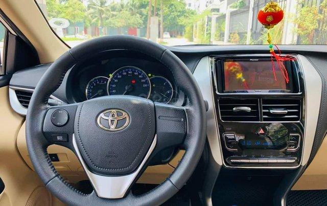Bán Toyota Vios G 1.5AT SX 2019, xe lướt cực đẹp, 1 chủ biển TP7