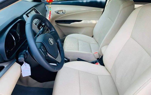 Bán Toyota Vios G 1.5AT SX 2019, xe lướt cực đẹp, 1 chủ biển TP8