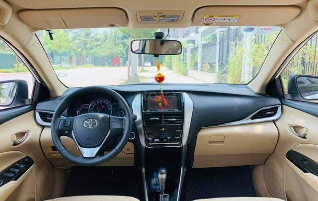 Bán Toyota Vios G 1.5AT SX 2019, xe lướt cực đẹp, 1 chủ biển TP9