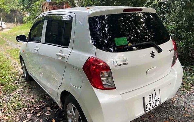 Bán xe Suzuki Celerio năm 2018, màu trắng, nhập khẩu  1