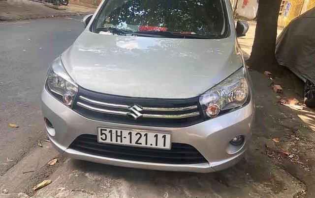 Bán xe Suzuki Celerio sản xuất 2019, màu bạc, nhập khẩu0