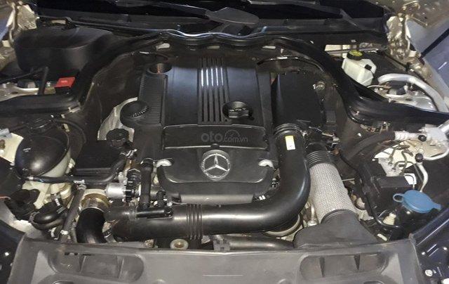 Bán xe Mercedes C200 Model 2013 màu cát6