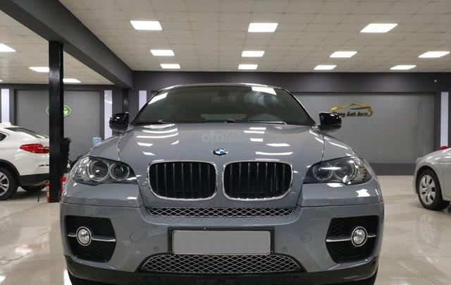 Bán xe BMW X6 XDrive 35i nhập Mỹ sản xuất năm 2008 siêu độc giá chất0