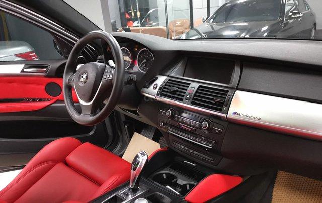 Bán xe BMW X6 XDrive 35i nhập Mỹ sản xuất năm 2008 siêu độc giá chất10