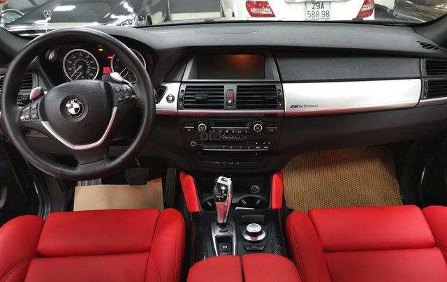 Bán xe BMW X6 XDrive 35i nhập Mỹ sản xuất năm 2008 siêu độc giá chất14
