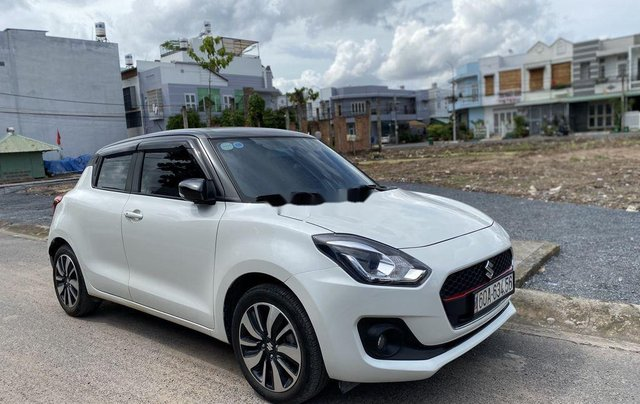 Bán Suzuki Swift đời 2019, màu trắng, nhập khẩu nguyên chiếc chính chủ5