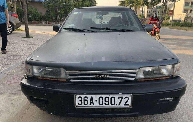 Cần bán xe Toyota Camry đời 1990, màu xám, nhập khẩu còn mới, giá chỉ 39 triệu9