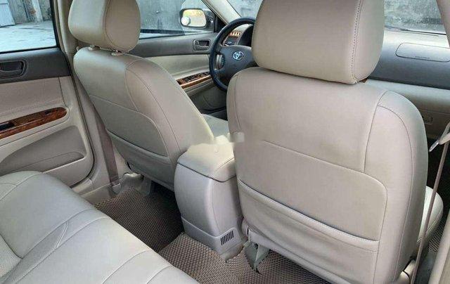 Cần bán lại xe Toyota Camry năm 2003, số sàn, giá 248tr6