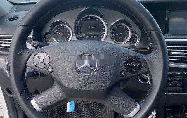 Bán xe Mercedes E250 năm 2010, màu trắng, nhập khẩu nguyên chiếc10