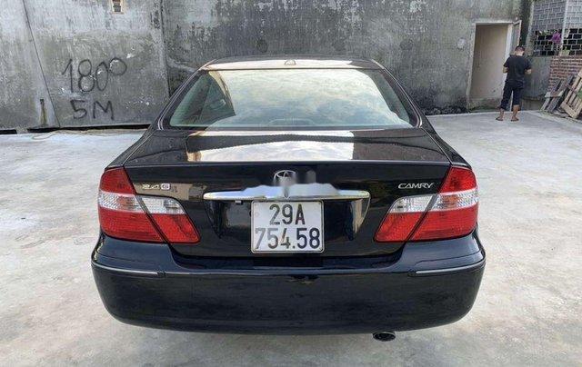 Cần bán lại xe Toyota Camry năm 2003, số sàn, giá 248tr2