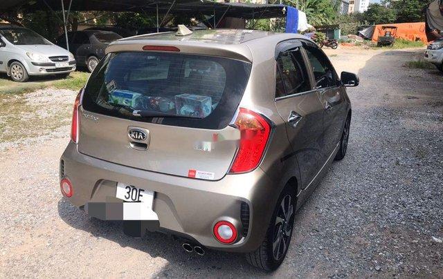 Cần bán lại xe Kia Morning sản xuất năm 2017 còn mới7