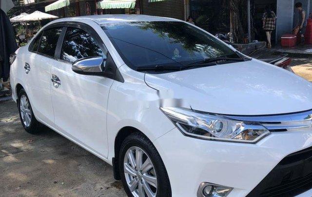 Bán ô tô Toyota Vios năm sản xuất 2017 còn mới0
