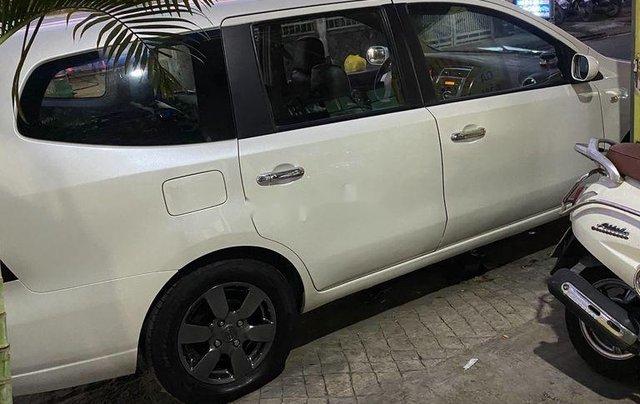 Bán ô tô Nissan Grand livina 2012, màu trắng, xe nhập số sàn, giá tốt9