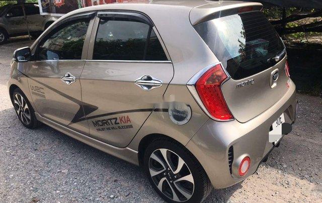 Cần bán lại xe Kia Morning sản xuất năm 2017 còn mới0