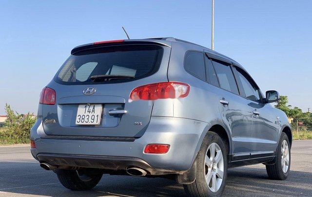 Bán Hyundai Santa Fe sản xuất năm 2008, xe nhập còn mới8