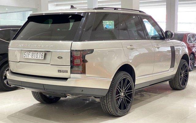Cần bán xe LandRover Range Rover sản xuất 2015, nhập khẩu nguyên chiếc còn mới3