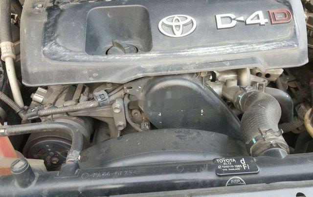 Bán xe Toyota Fortuner sản xuất 2014, màu xám còn mới, giá 620tr2