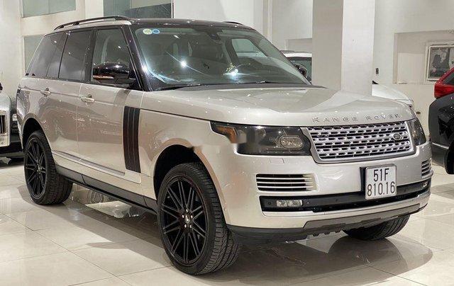 Cần bán xe LandRover Range Rover sản xuất 2015, nhập khẩu nguyên chiếc còn mới2
