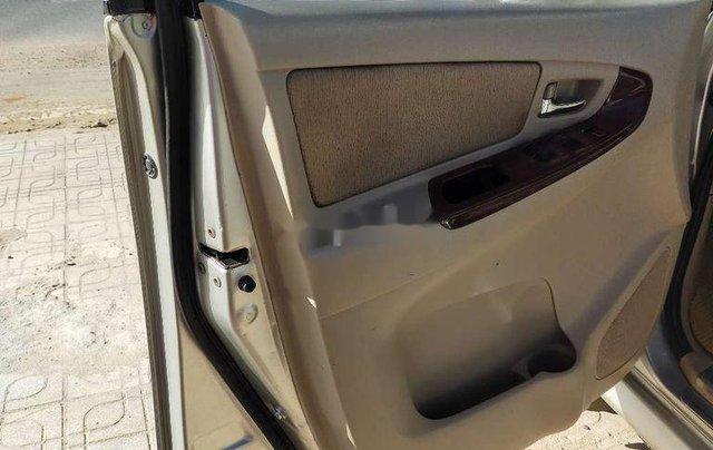 Bán Toyota Innova 2006, màu bạc, nhập khẩu nguyên chiếc xe gia đình6