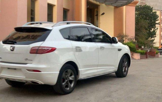 Bán Luxgen 7 SUV đời 2016, màu trắng, nhập khẩu nguyên chiếc chính chủ, giá tốt4