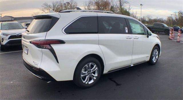 Bán Toyota Sienna năm sản xuất 2020, màu trắng1