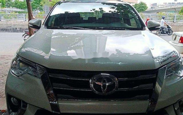 Cần bán Toyota Fortuner 2017, màu trắng, nhập khẩu nguyên chiếc còn mới3