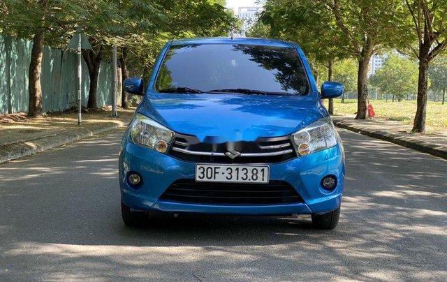 Chính chủ bán ô tô Suzuki Celerio 2018, màu xanh lam, nhập khẩu5