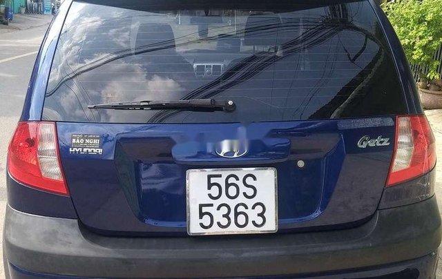 Bán Hyundai Getz năm sản xuất 2010, màu xanh lam, nhập khẩu, giá chỉ 210 triệu1