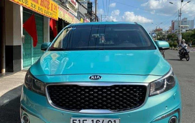 Bán xe Kia Sedona năm 2015, nhập khẩu nguyên chiếc còn mới0