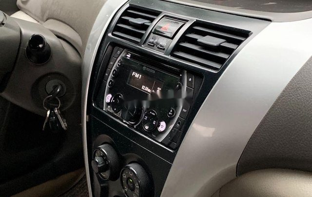 Bán ô tô Toyota Vios đời 2010, màu đen, xe nhập còn mới2
