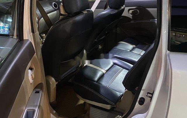 Bán ô tô Nissan Grand livina 2012, màu trắng, xe nhập số sàn, giá tốt11