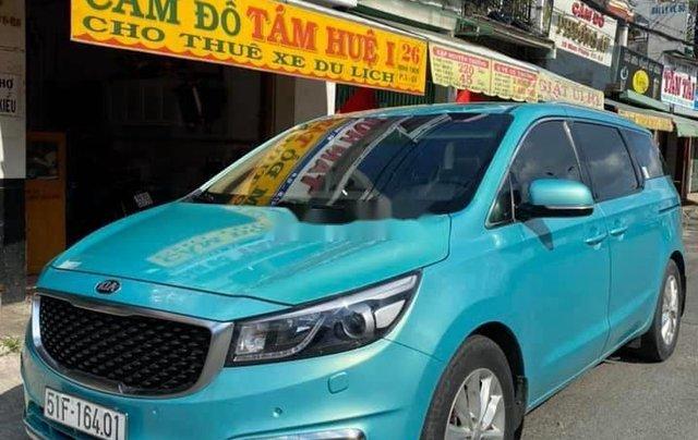 Bán xe Kia Sedona năm 2015, nhập khẩu nguyên chiếc còn mới1
