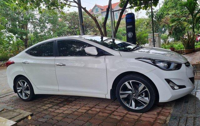 Bán ô tô Hyundai Elantra năm sản xuất 2015, nhập khẩu, giá thấp động cơ ổn định1
