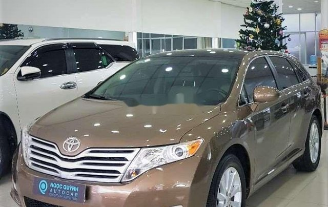 Cần bán Toyota Venza sản xuất năm 2009, xe nhập, 720 triệu0