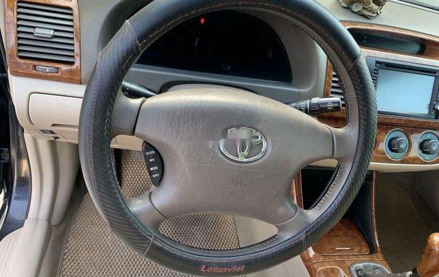 Cần bán lại xe Toyota Camry năm 2003, số sàn, giá 248tr10
