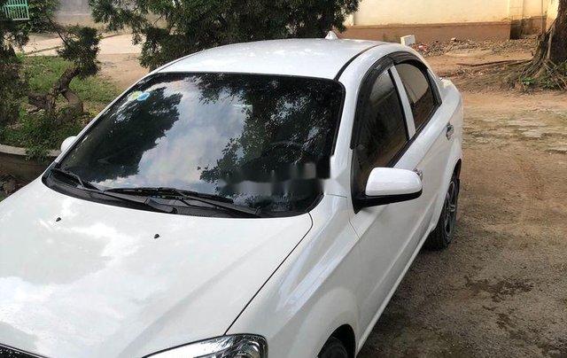 Cần bán lại xe Chevrolet Aveo năm sản xuất 2009, màu trắng, giá chỉ 160 triệu2
