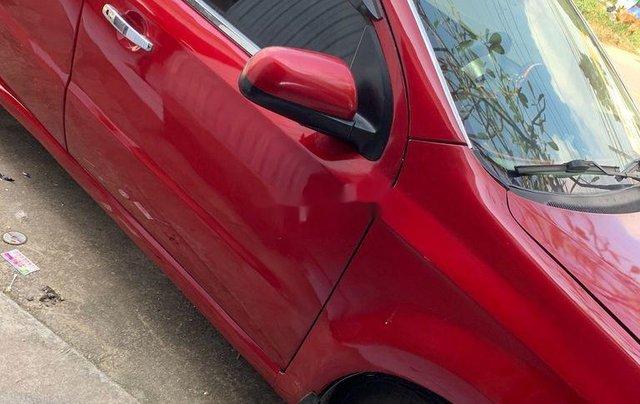 Xe Daewoo Gentra sản xuất năm 2007, xe nhập còn mới, 137 triệu0