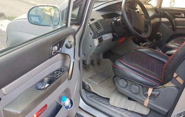 Cần bán lại xe Ssangyong Stavic đời 2007, màu bạc, nhập khẩu còn mới5