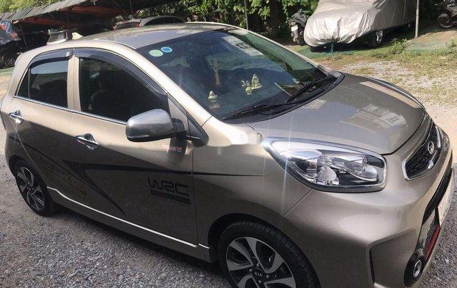 Cần bán lại xe Kia Morning sản xuất năm 2017 còn mới6