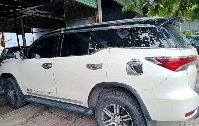 Cần bán Toyota Fortuner 2017, màu trắng, nhập khẩu nguyên chiếc còn mới0