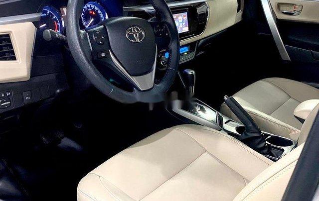 Bán ô tô Toyota Corolla Altis năm 2016 còn mới, 590 triệu8