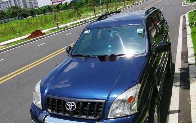 Cần bán xe Toyota Prado sản xuất năm 2004, nhập khẩu nguyên chiếc còn mới giá cạnh tranh0
