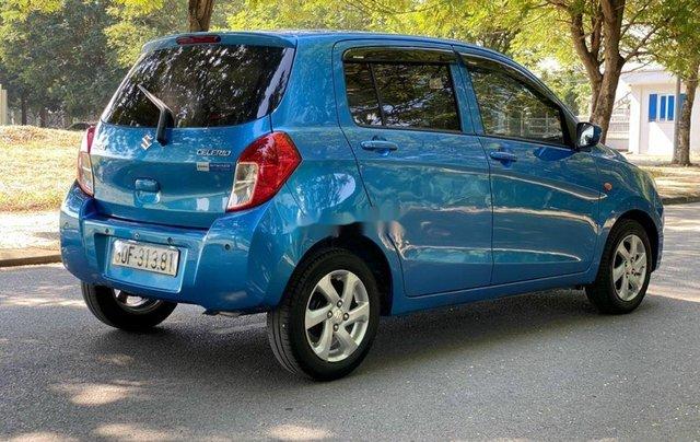 Chính chủ bán ô tô Suzuki Celerio 2018, màu xanh lam, nhập khẩu6
