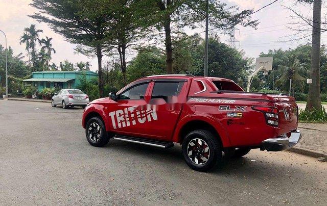 Cần bán xe Mitsubishi Triton đời 2015, màu đỏ, xe nhập số sàn, 385 triệu5