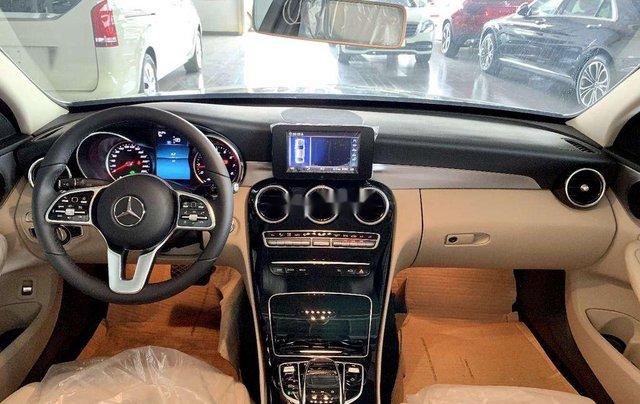 Bán Mercedes C 180 năm 2020, màu đen9