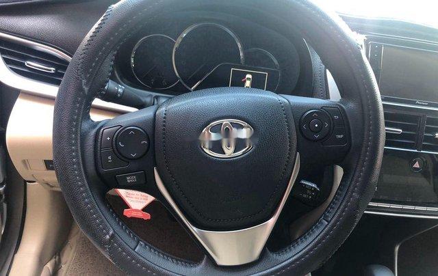Cần bán xe Toyota Vios năm 2020, màu bạc, 555 triệu7